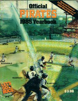 Pirates 1985 Yearbook!