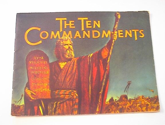 The Ten Commandments,1956,Charlton Heston