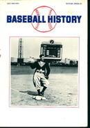 Baseball History Winter 1986