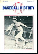 Baseball History Summer 1986
