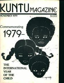 Kuntu Magazine from November 1979!