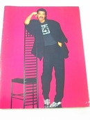 Lionel Richie 1986 Color Photo Tour Album
