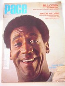 Pace Magazine,November.1961,Bill Cosby cover