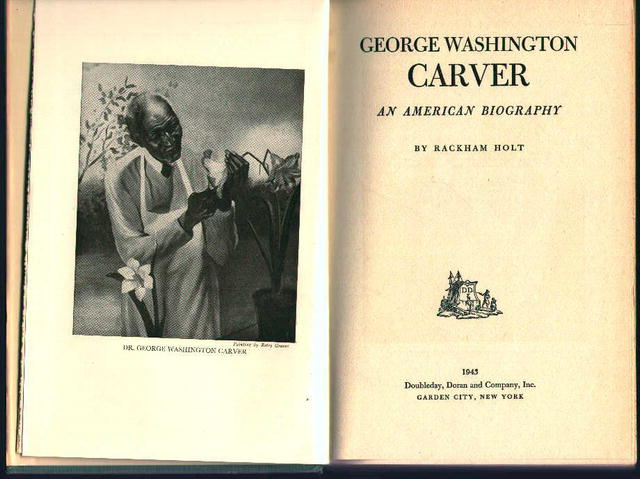 George Washington Carver-American Biography