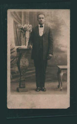 Photo of A Man From The 1900's