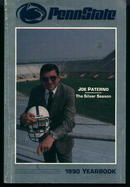 Penn State Football 1990 Yearbook!
