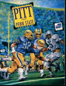 Pitt vs Penn State Program 11/28/91!