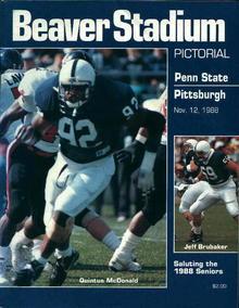 Beaver Stadium Pictorial=Penn State vs Pitt