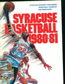 Syracuse Basketball 1980-81 Media Guide!