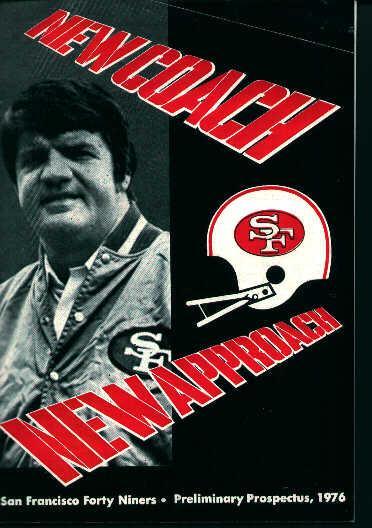 San Francisco 49ers 1976 Prelim. Prospectus