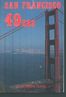 San Francisco 49ers 1978 Media Guide!