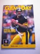GAMEDAY Steelers vs Oilers Sept 16,1990