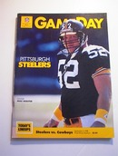 GAMEDAY STEELERS vs COWBOYS Sept 4,1988