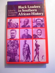 Black Leaders in Southern African History