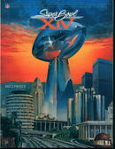 Super Bowl XIV Official Program from 1/20/80!