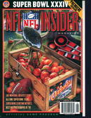 NFL Insider Super Bowl XXXIV Official Game Pg