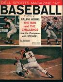 Baseball by Dell Sports-4/61-Bill Maz,WhiteyF