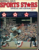 Baseball Sports Stars Official1970 Tom Seaver