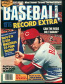 Baseball 1976 Record Extra-J Bench,Rod Carew-