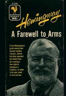 A Fairwell to Arms by Ernest Hemingway-fr55'