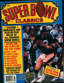 Super Bowl Classics From 1980-Preview of 80
