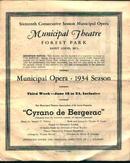 Municipal Theatre Forest Park-CyranoDeBergera