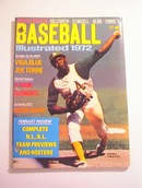 Baseball Illustrated 1972,Roberto Clemente!!