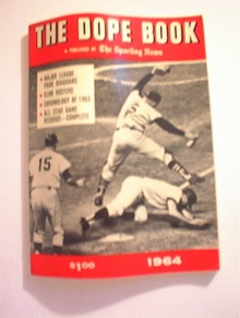 The Dope Book/The Sporting New,1964 Edition