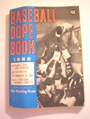 The Dope Book/The Sporting New,1965 Edition