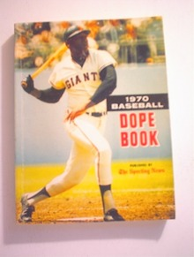 1970 Baseball Dope Book/The Sporting News