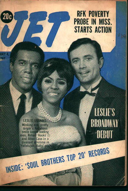 Jet-5/4/67-RFK Poverty Probe,Leslies Broadway