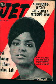 Jet-9/29/66-Negro Boycott of Miss. Town,KKK