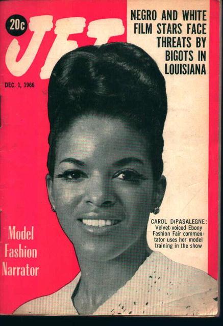 Jet-12/1/66-Muhammad Ali,SU Homecoming Queen