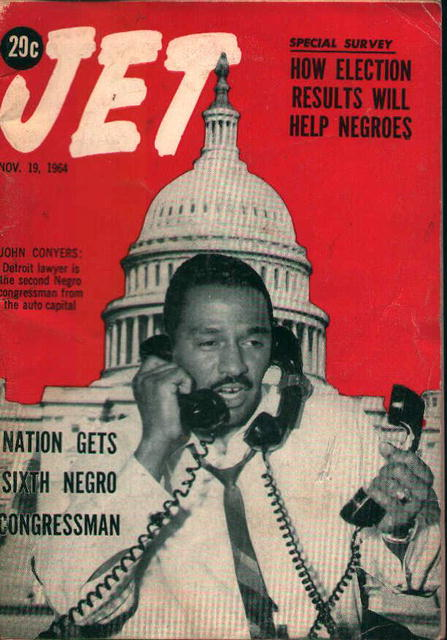Jet-11/19/64-Ali, Sixth Negro Congressman,
