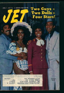 Jet-4/7/77Bootsy Collins,Ali and Foreman,Barb