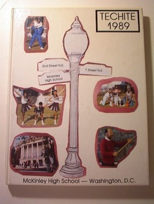 TECHITE 1989 McKinley High School Yearbook