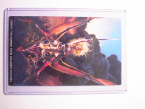 1981 HEAVY METAL POST CARD!