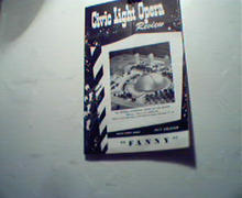 Civic Light Opera Review from Summer 1957!