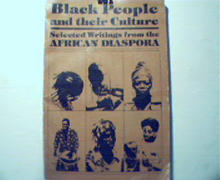 Black People and Their Culture-African Writi