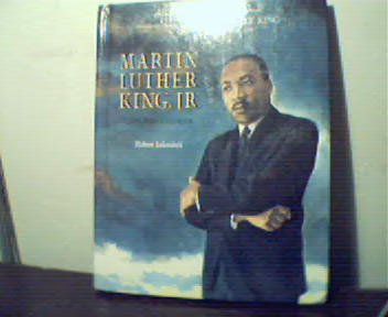 Martin Luther King Jr. by Robert Jakoubek