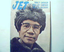 Jet-2/10/72-Shirley Chisolm U.S. Pres Campagn