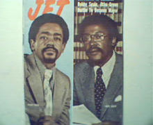 Jet-4/12/73-Bobby Seale and Otho Green Battle