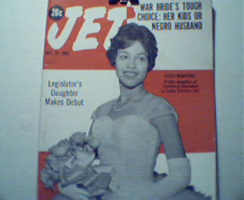 JET-12/27/62-Dr. King, Jackie Kennedy German