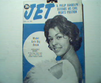 JET-11/23/61-Moms Mabley, Ray Charles, Ghana