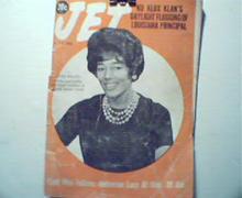 JET-7/4/63- Medgar Evers Funeral, J.Robinson,