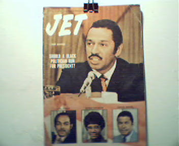 JET-6/3/71 Joe Louis, Diahann Carroll,S.Chiso