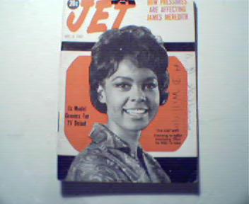 JET-12/6/62-Jim Brown, Ray Charles,