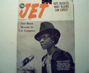 JET-11/21/68-Shirley Chislom,Hank Aaron,Panth
