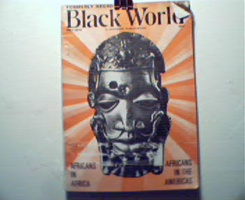 Black World-Africans in Africa,and Americas