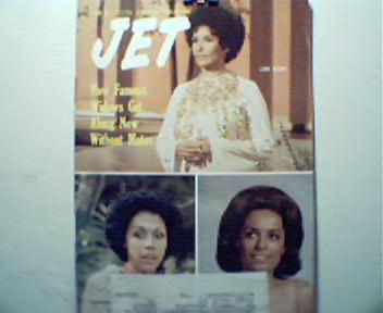 JET-6/16/77-Lena Horne, Barb McNair, D.Carrol